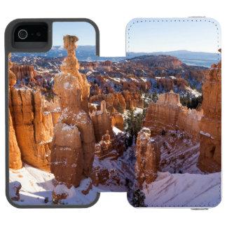 ブライス渓谷、トールのハンマー iPhone SE/5/5sウォレットケース