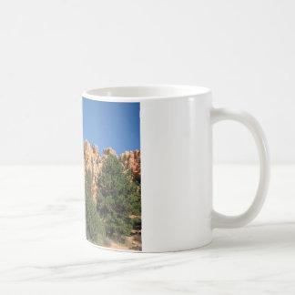 ブライス渓谷、ユタ コーヒーマグカップ
