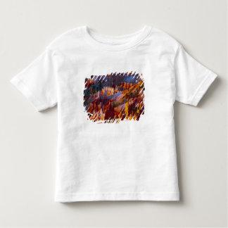 ブライス渓谷、ユタ、米国2 トドラーTシャツ