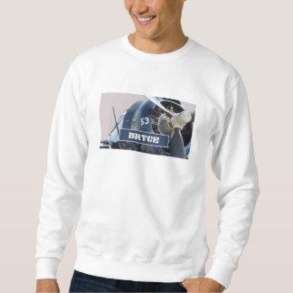 ブライスNorthrupの平らで名前入りなスエットシャツ スウェットシャツ