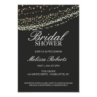 ブライダルシャワーの招待状|のLit夜 カード