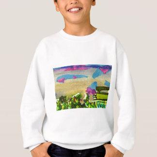 ブライトンのスカイライン スウェットシャツ