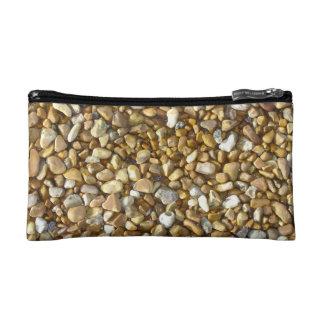 ブライトンのビーチの石 コスメティックバッグ