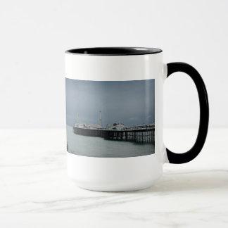 ブライトンのマグ マグカップ