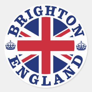 ブライトンのヴィンテージのイギリスのデザイン ラウンドシール