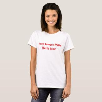 ブライトンの郡自治区 Tシャツ