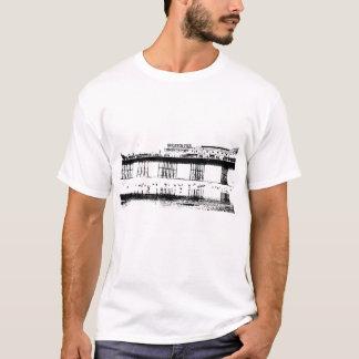 ブライトン桟橋-1 Tシャツ