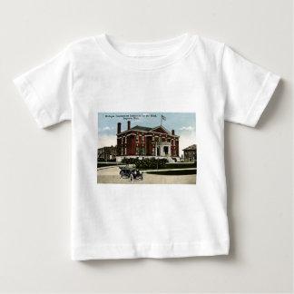 ブラインドのためのミシガン州の雇用の協会 ベビーTシャツ