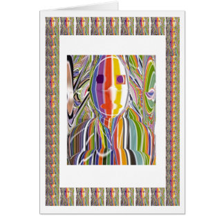ブラインドデート-虹の人 カード