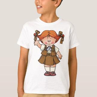 ブラウニーの赤毛 Tシャツ
