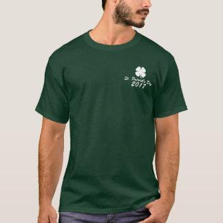 ブラウニーのSt. Patricks日の限られた2017年のTシャツ- Tシャツ