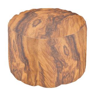 ブラウンののど木 プーフ