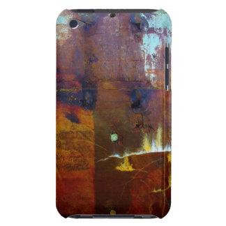 ブラウンのグランジなスタイル Case-Mate iPod TOUCH ケース