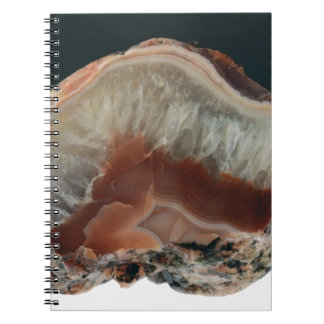 ブラウンの瑪瑙 ノートブック