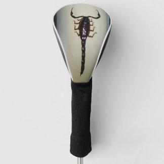 ブラウンの蠍 ゴルフヘッドカバー