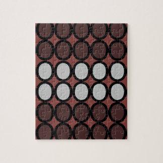 ブラウンの錆ついた抱擁 ジグソーパズル
