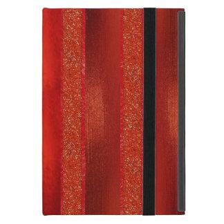 ブラウンの革カッコいいの質のiPadの空気箱 iPad Mini ケース