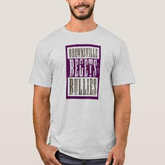 ブラウンズヴィルは3つを生みます Tシャツ