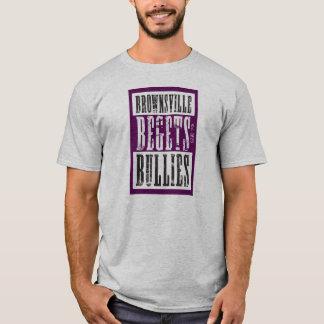 ブラウンズヴィルは4つを生みます Tシャツ
