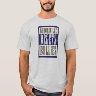 ブラウンズヴィルは5つを生みます Tシャツ