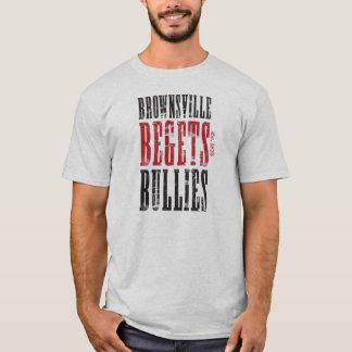 ブラウンズヴィルは8つを生みます Tシャツ
