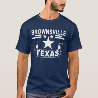ブラウンズヴィルTexas.png Tシャツ