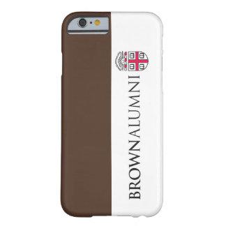 ブラウン大学の卒業生 BARELY THERE iPhone 6 ケース