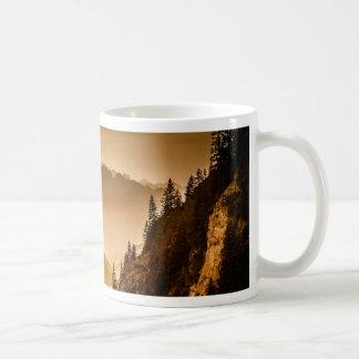 ブラウン山 コーヒーマグカップ
