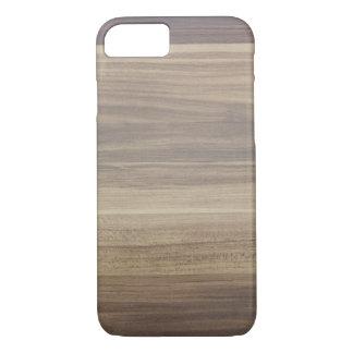 ブラウン木質 iPhone 8/7ケース