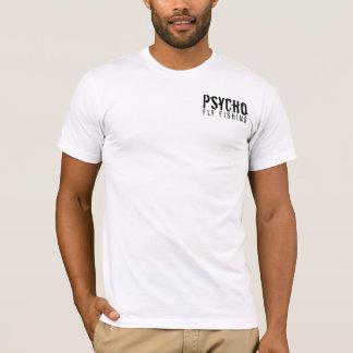 ブラウン・トラウト- 2012年--を採取している精神分析のはえ Tシャツ