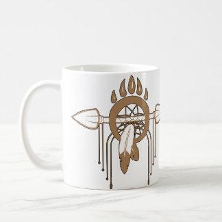 ブラウンDreamcatcher コーヒーマグカップ