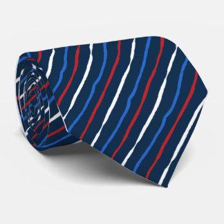 ブラシの打撃のストライプのなネクタイ オリジナルネクタイ