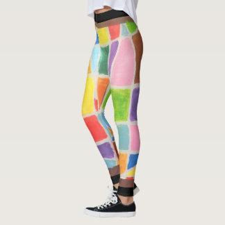 ブラジルあなた自身の新しくカジュアルなCopacabanaのズボンを作成して下さい レギンス