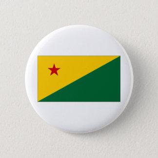 ブラジルのエーカーの旗 缶バッジ