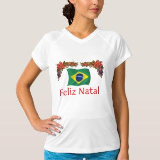 ブラジルのクリスマス Tシャツ