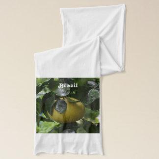 ブラジルのグレープフルーツ スカーフ