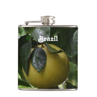 ブラジルのグレープフルーツ フラスク