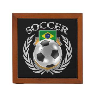 ブラジルのサッカー2016ファンのギア ペンスタンド