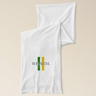 ブラジルのサッカー スカーフ