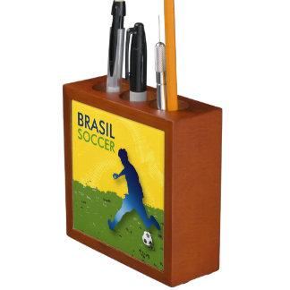 ブラジルのサッカー ペンスタンド