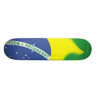 ブラジルのスケートボード 20.6CM スケートボードデッキ