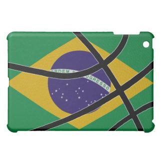 ブラジルのバスケットボールのiPadの場合 iPad Mini Case
