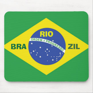ブラジルのマウスパッド マウスパッド