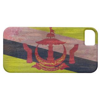 ブラジルの動揺してなブラジルの旗 iPhone SE/5/5s ケース