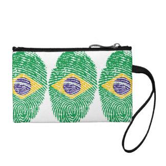 ブラジルの指紋 コインパース