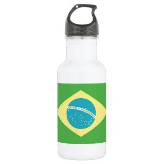 ブラジルの旗 ウォーターボトル
