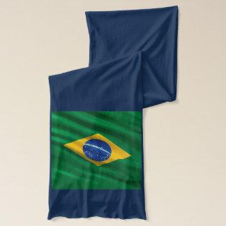 ブラジルの旗 スカーフ