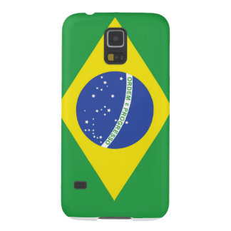 ブラジルの旗 GALAXY S5 ケース