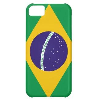 ブラジルの旗 iPhone5Cケース