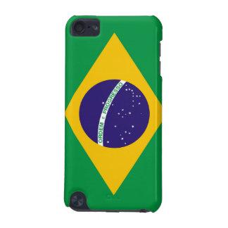 ブラジルの旗 iPod TOUCH 5G ケース